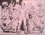 Watchmen/Charlton Characters by xaqBazit