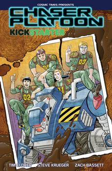 Chaser Platoon Kickstarter cover