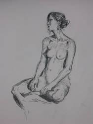 20 min female fig 1 by xaqBazit