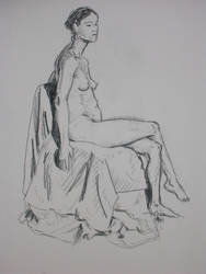 20 min female fig 2 by xaqBazit