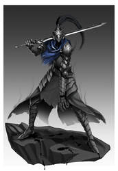 Artorias, The Abysswalker