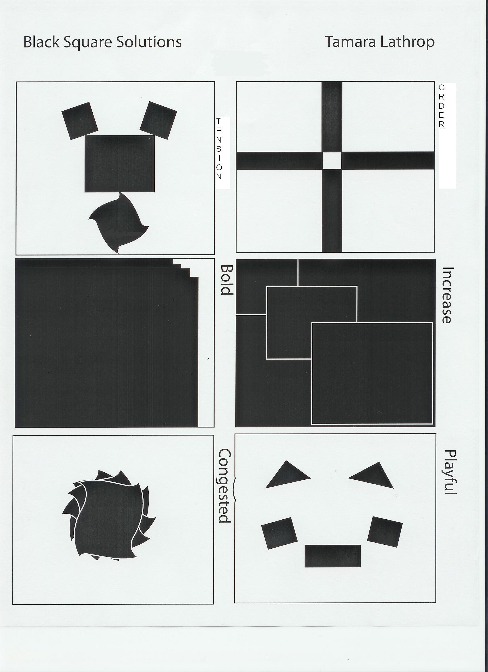Black square solutions by Tam37 on DeviantArt