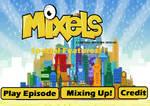 Mixels DVD Menu