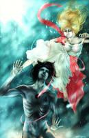 Ulquiorra Orihime: Rebirth by Anlapis