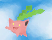 187 Hoppip by snickums10