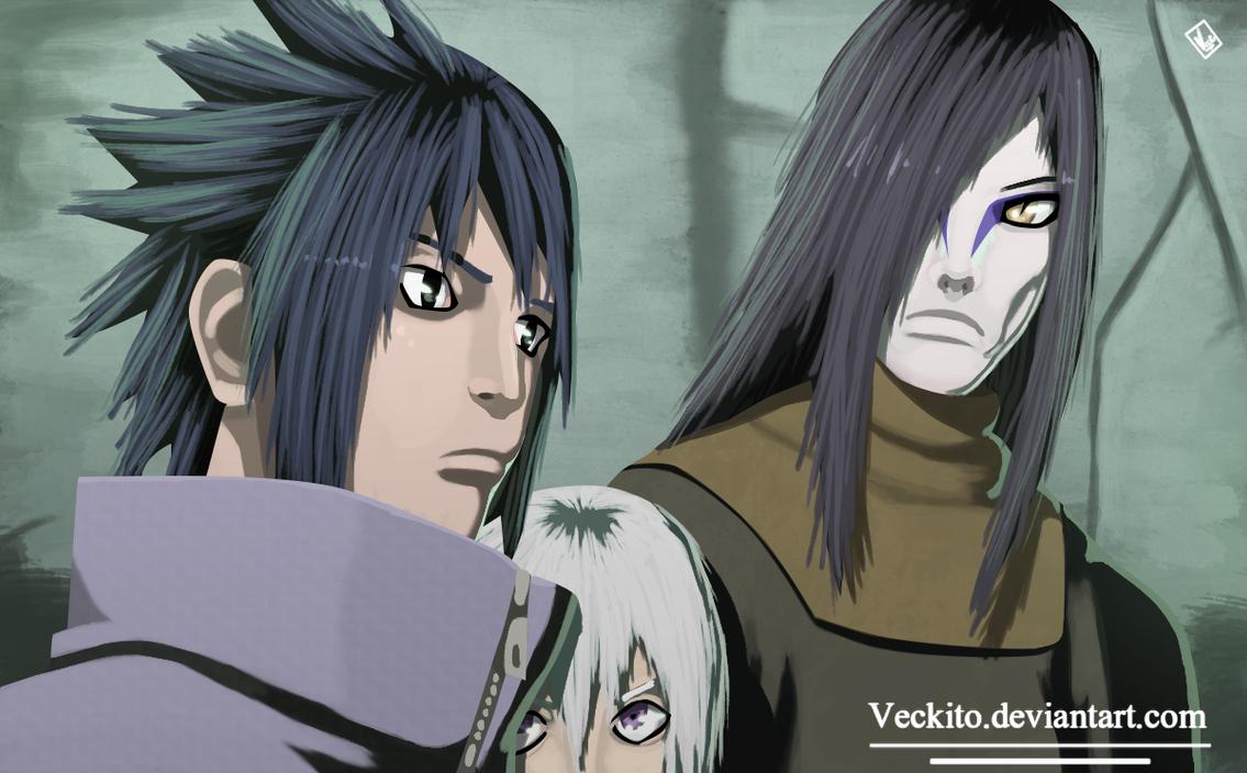 Naruto Shippuden - The Uncertainty by Veckito