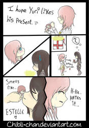 Birthday Gift: Tales Of Vesperia by Chibli-chan
