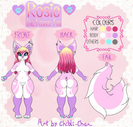 Rosie Reference Sheet