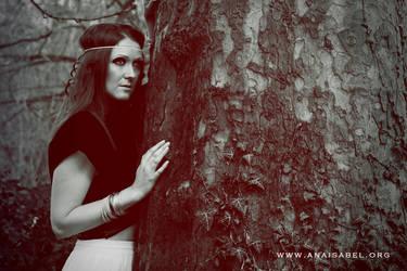 ...I am nature by WinterDruidess