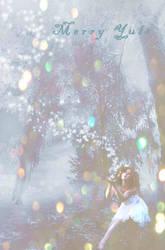 Merry Yule 2010 by WinterDruidess
