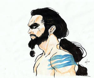Khal Drogo - Cartoon Version