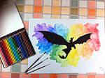 Watercolors attempt