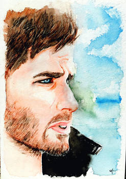 OUAT  Hook - Colin O'Donoghue