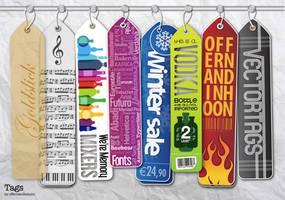 Hanging Tags II by offernandinhoon