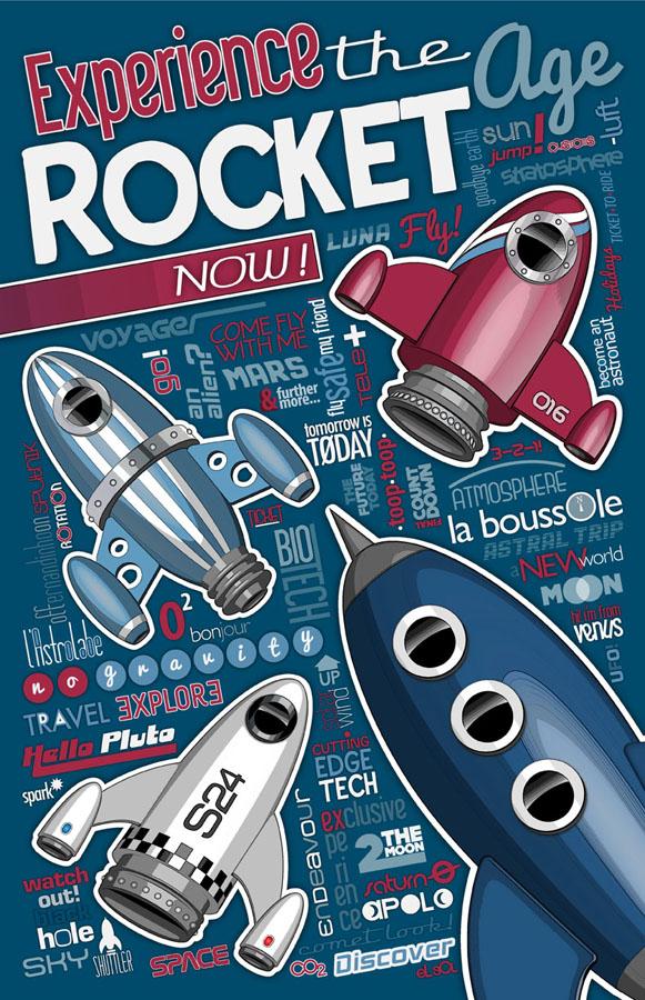 Rocket Age by offernandinhoon