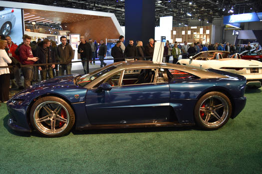 Falcon F7 - Detroit Auto Show 2018