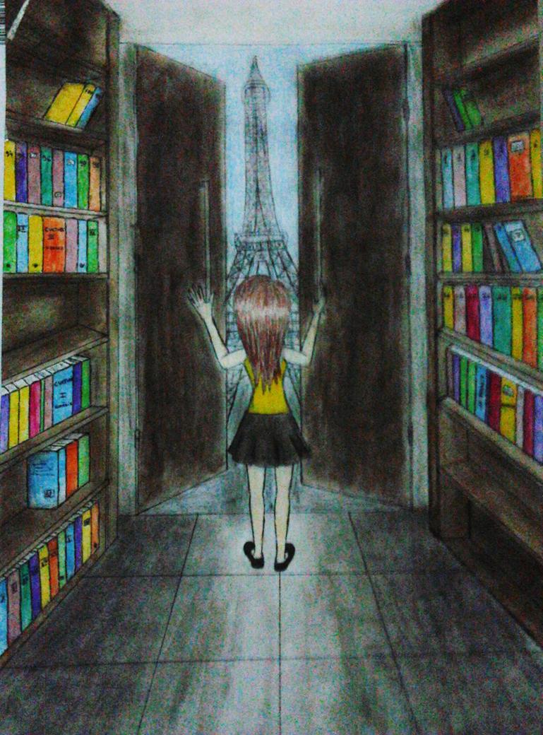 reading by axynella