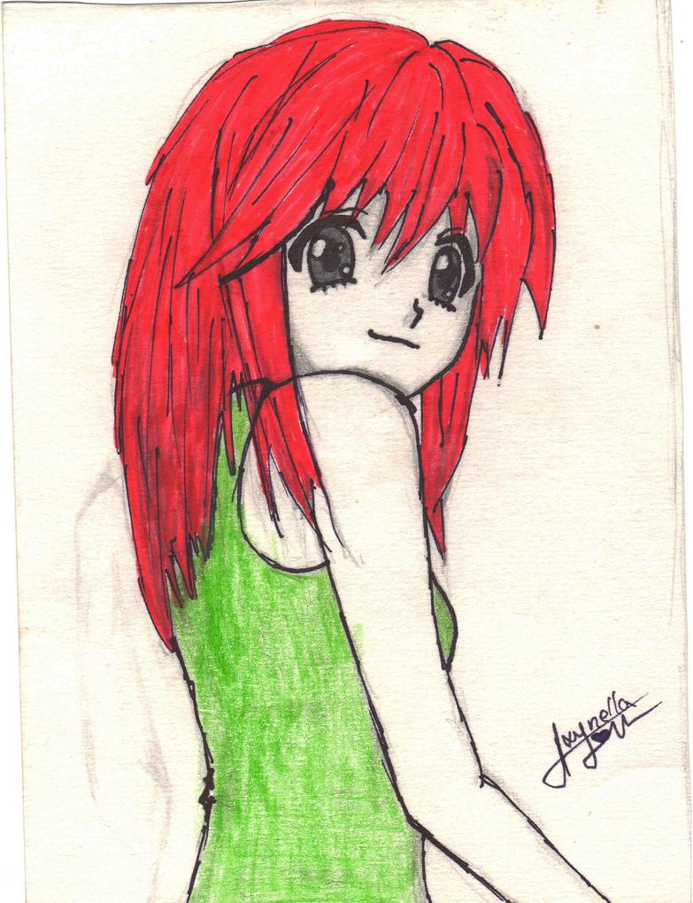 Sketch by axynella