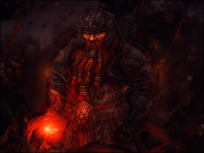 Fire Fist Arkin by JossGFX