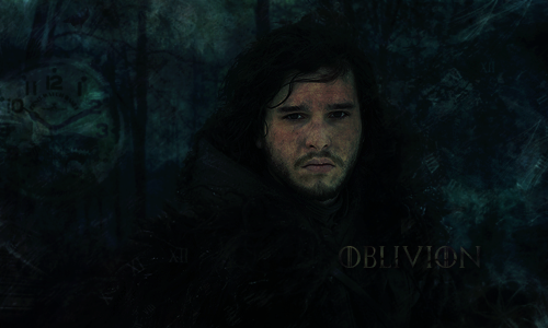 John Snow GoT by JossGFX
