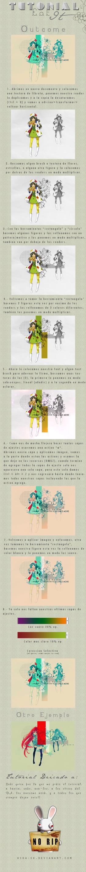 Un Tuto con Texturas by Hika-sk