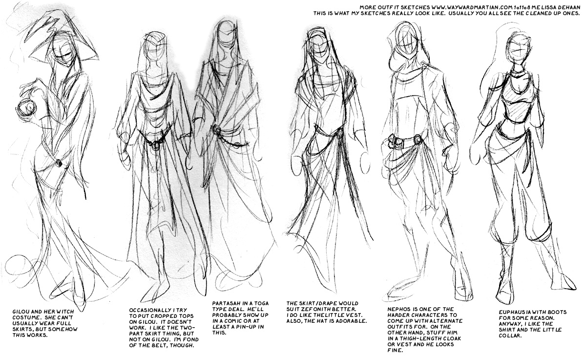 HM clothing sketches 2 by WaywardInsecticon on DeviantArt
