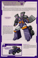 MTMTE Apocrypha - Steelcast by WaywardInsecticon