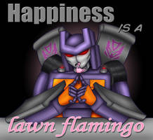 Happiness is ... by WaywardInsecticon