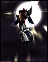 Starscream's Nova by WaywardInsecticon