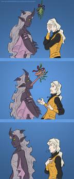 Tal vs Mistletoe part three