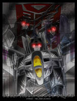 Decepticon Ghost Squad by WaywardInsecticon