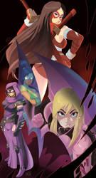 Maxima City Heroines