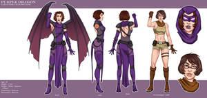 Purple Dragon - Character Sheet