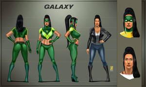 Galaxy Character Sheet by LadyDreamMaker