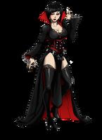 Blackstar by LadyDreamMaker
