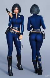 Character Ref Sgt. Miranda Cox
