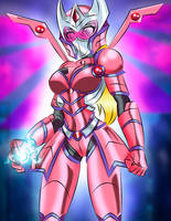 God Save The Cyber Queen by LadyDreamMaker