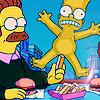 Bart Simpson by letitbeatles