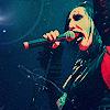 Marilyn Manson II by letitbeatles