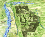 Close-up Map by Celebri-ian