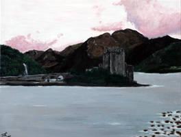 Eilean Donan Castle by Celebri-ian