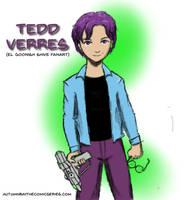 EGS Fanart - Tedd Verres by Nesariel