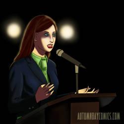 30DoC 2017 #24 - Madeleine Waite