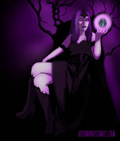 30DoC 2017 #28 - Mab, Queen of Air and Darkness by Nesariel