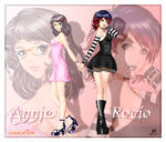 Annie and Rocio