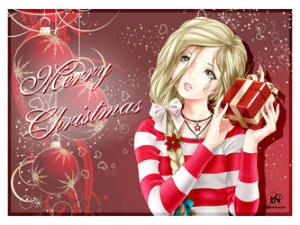 Merry Christmas by theNightwishmaster