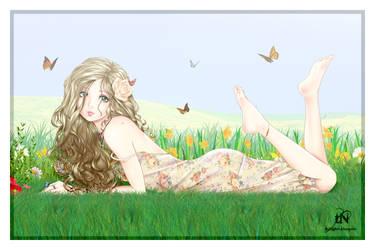 Springtime by theNightwishmaster