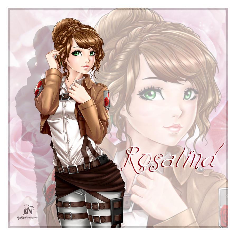 Rosalind By TheNightwishmaster On DeviantArt