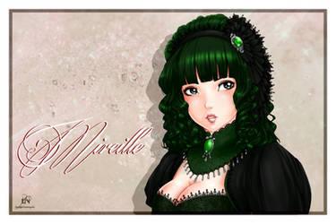 Mireille by theNightwishmaster