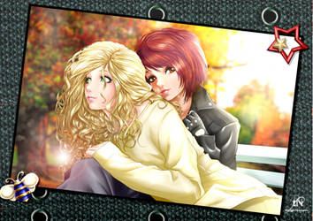 That lovely autumn evening by theNightwishmaster